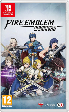 Fire Emblem Warriors (Nintendo Switch) - GameIN