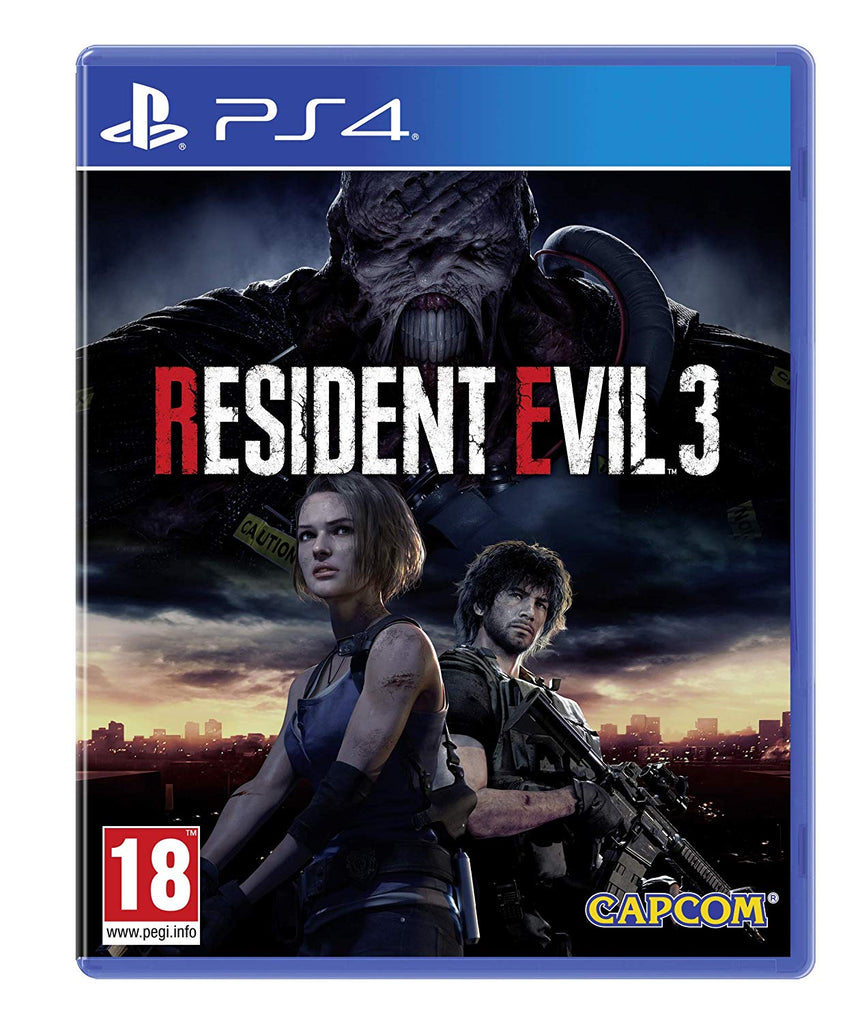 Resident Evil 3 (PS4) - Offer Games