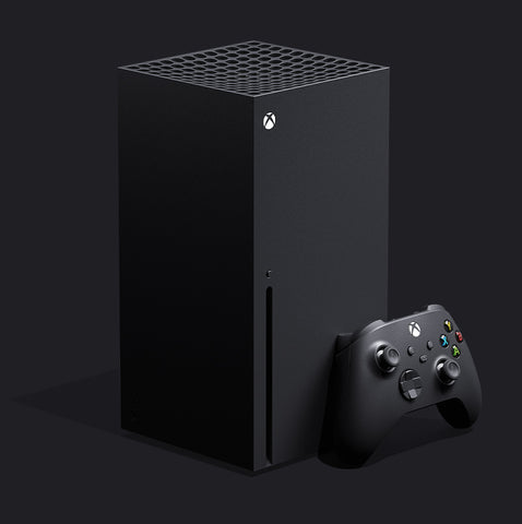 Xbox Series X Console - Offer Games