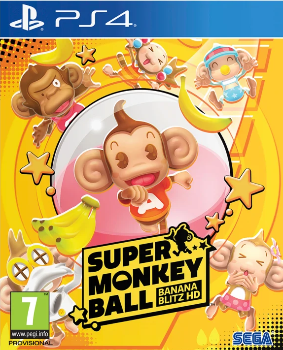 Super Monkey Ball Banana Blitz HD (PS4) - Offer Games