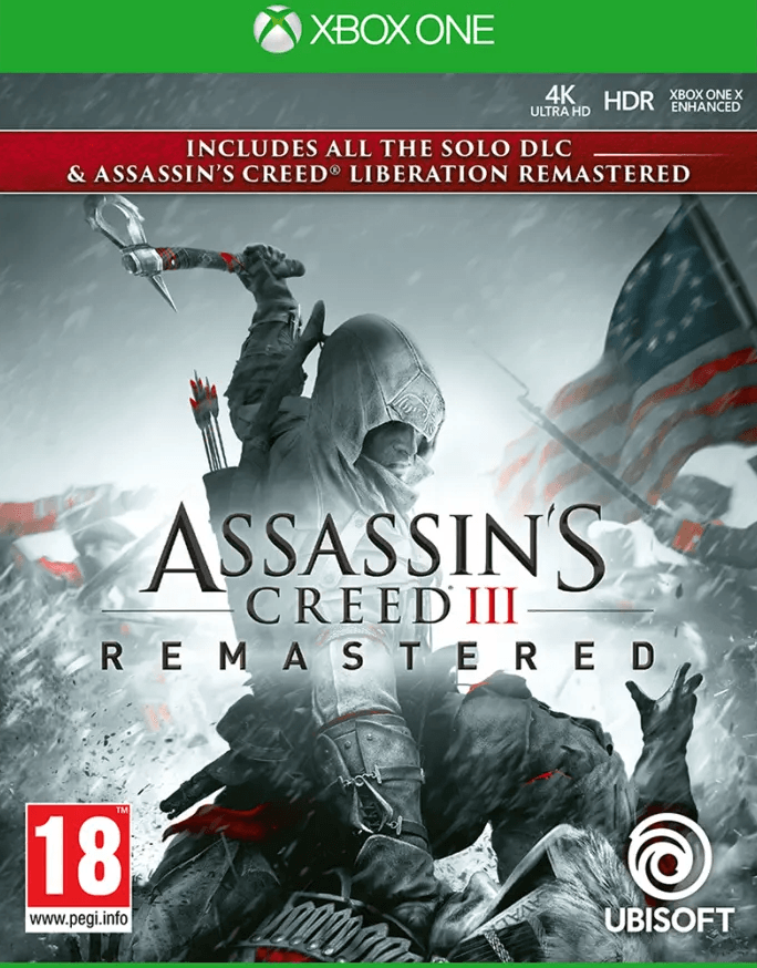 Assassin's Creed 3 Remastered (Xbox One) - Offer Games