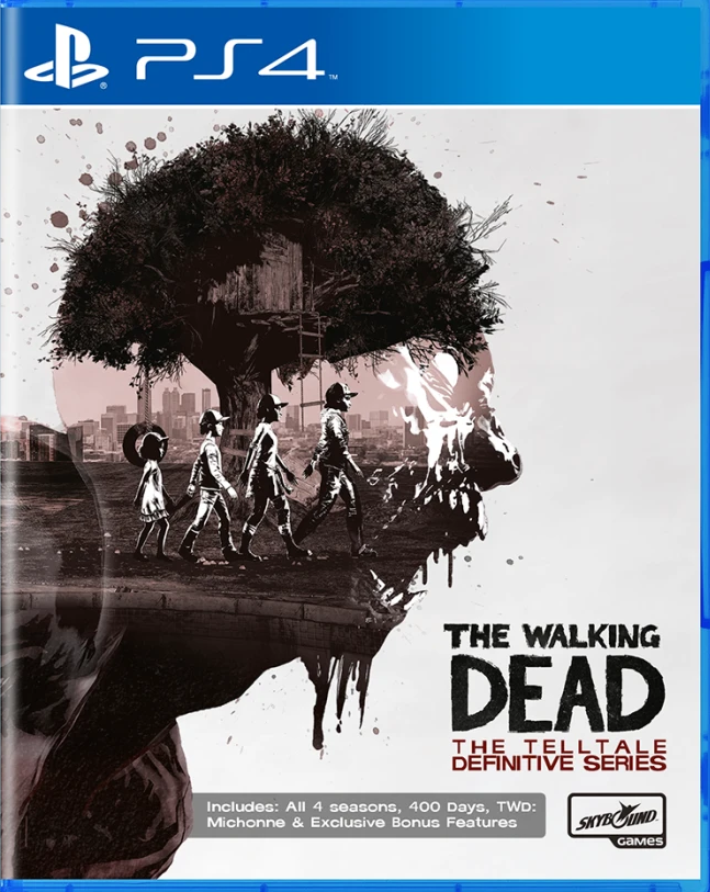 The Walking Dead: The Telltale Definitive Series (PS4) - Offer Games