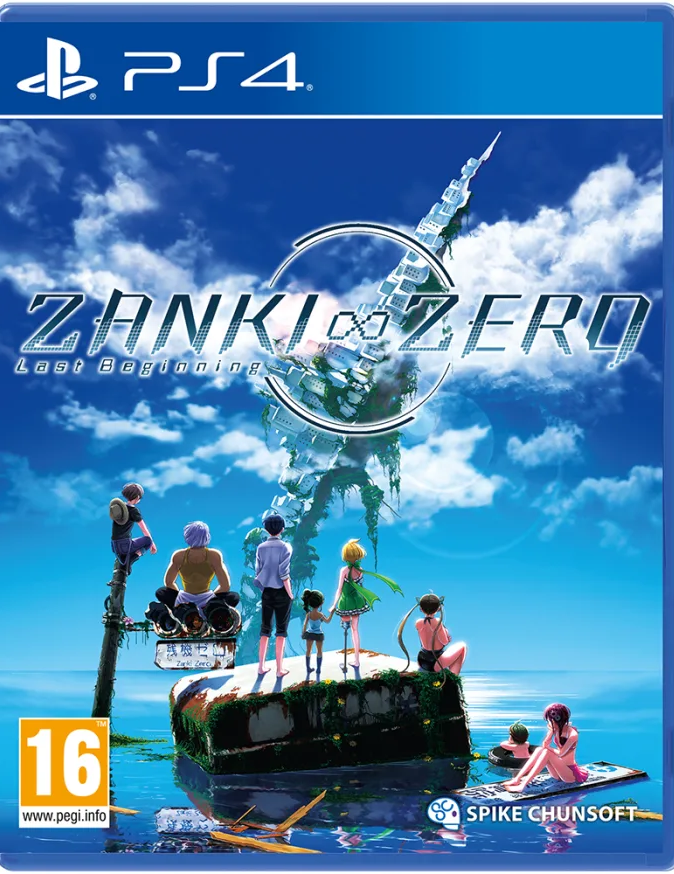Zanki Zero - Last Beginning (PS4) - Offer Games