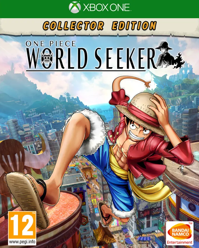 One Piece World Seeker: The Pirate King Edition (Xbox One) - Offer Games