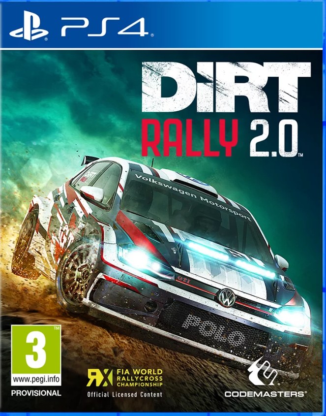 Dirt Rally 2.0 (PS4) - Offer Games