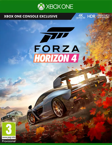 Forza Horizon 4 (Xbox One) - Offer Games