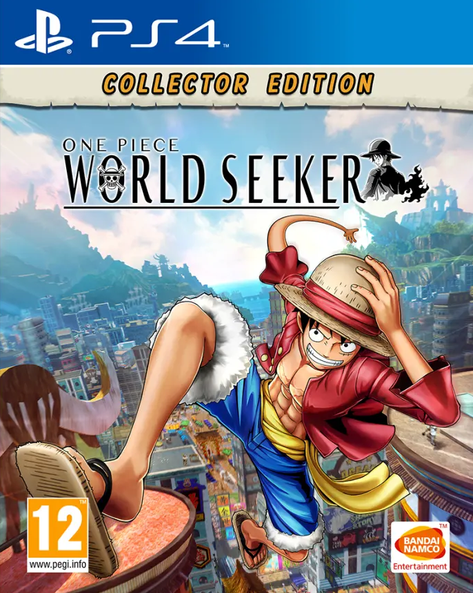 One Piece World Seeker: The Pirate King Edition (PS4) - Offer Games