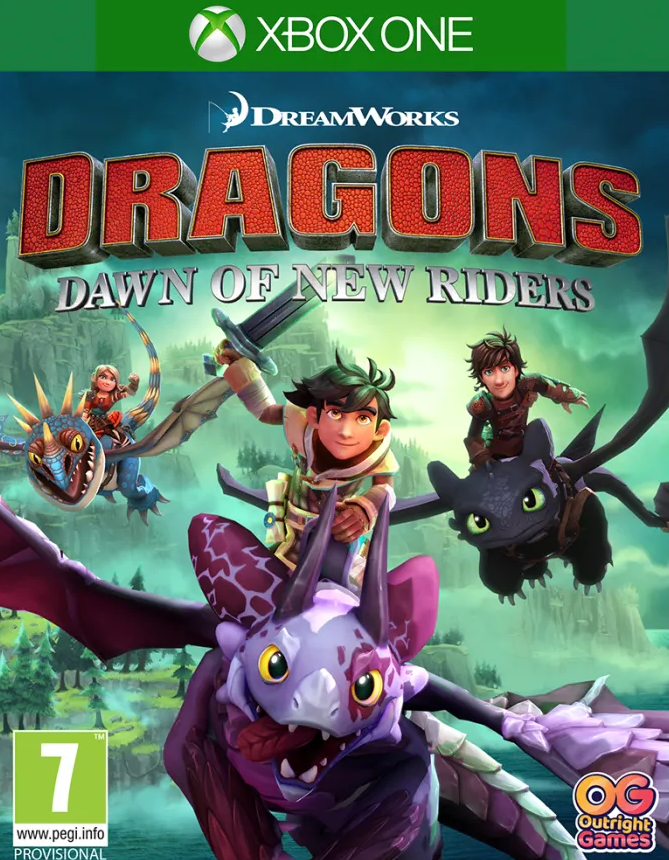 Dragons: Dawn Of New Riders (Xbox One) - Offer Games