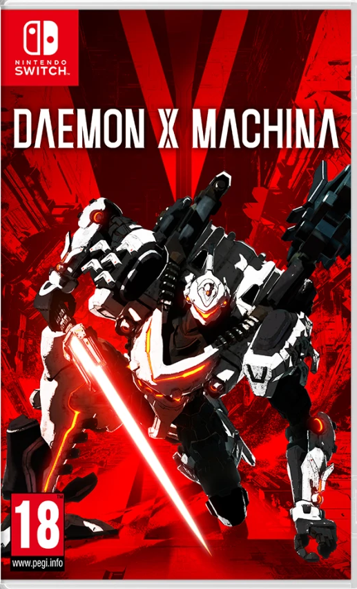 Daemon X Machina (Nintendo Switch) - Offer Games