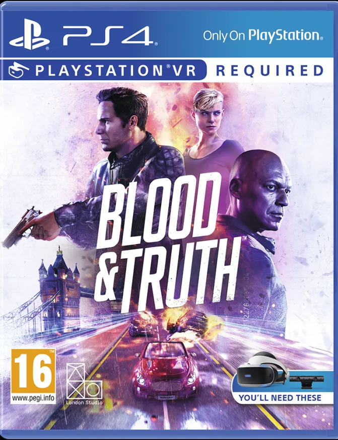 Blood and Truth (PSVR)