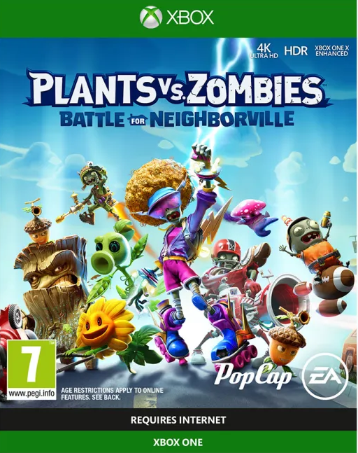 Plants vs Zombies: Battle for Neighbourville (Xbox One) - Offer Games