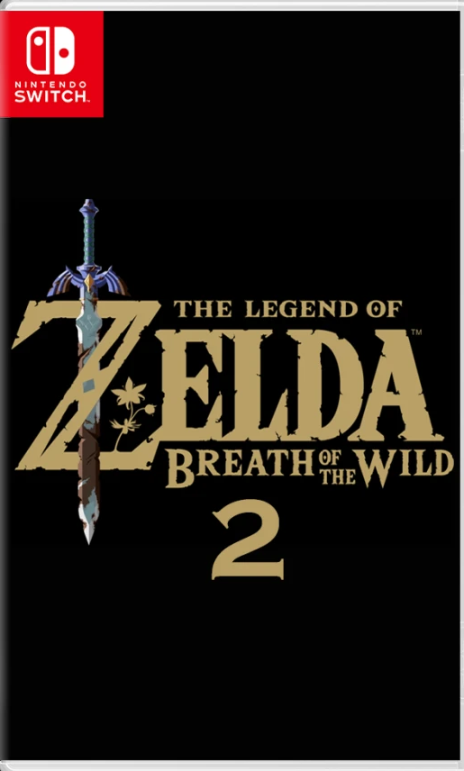 The Legend of Zelda: Breath of the Wild 2 (Nintendo Switch)