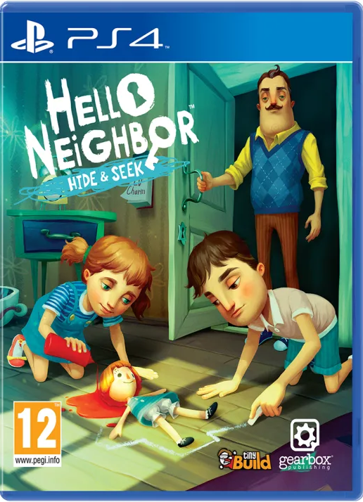 Hello Neighbor Hide And Seek (PS4) - Offer Games