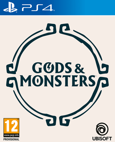Gods & Monsters (PS4) - Offer Games