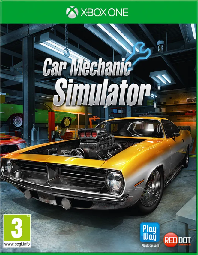 Car Mechanic Simulator (Xbox One) - Offer Games