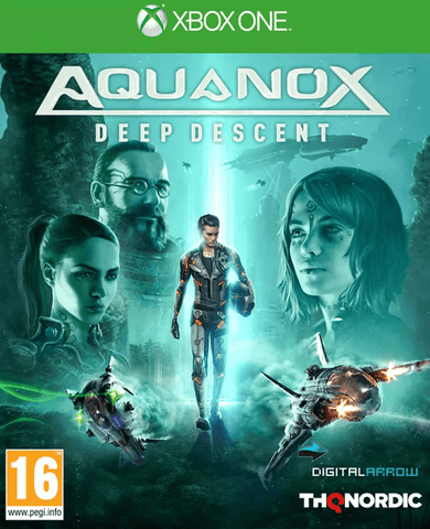 Aquanox Deep Descent (Xbox One)