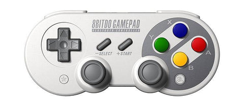 8Bitdo SN30 Pro SF30 Pro Gamepad (Nintendo Switch)