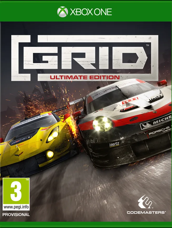 Grid Ultimate Edition (Xbox One) - Offer Games