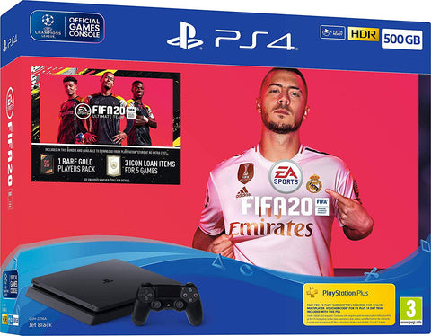 FIFA 20 500GB PS4 Bundle (PS4) - Offer Games