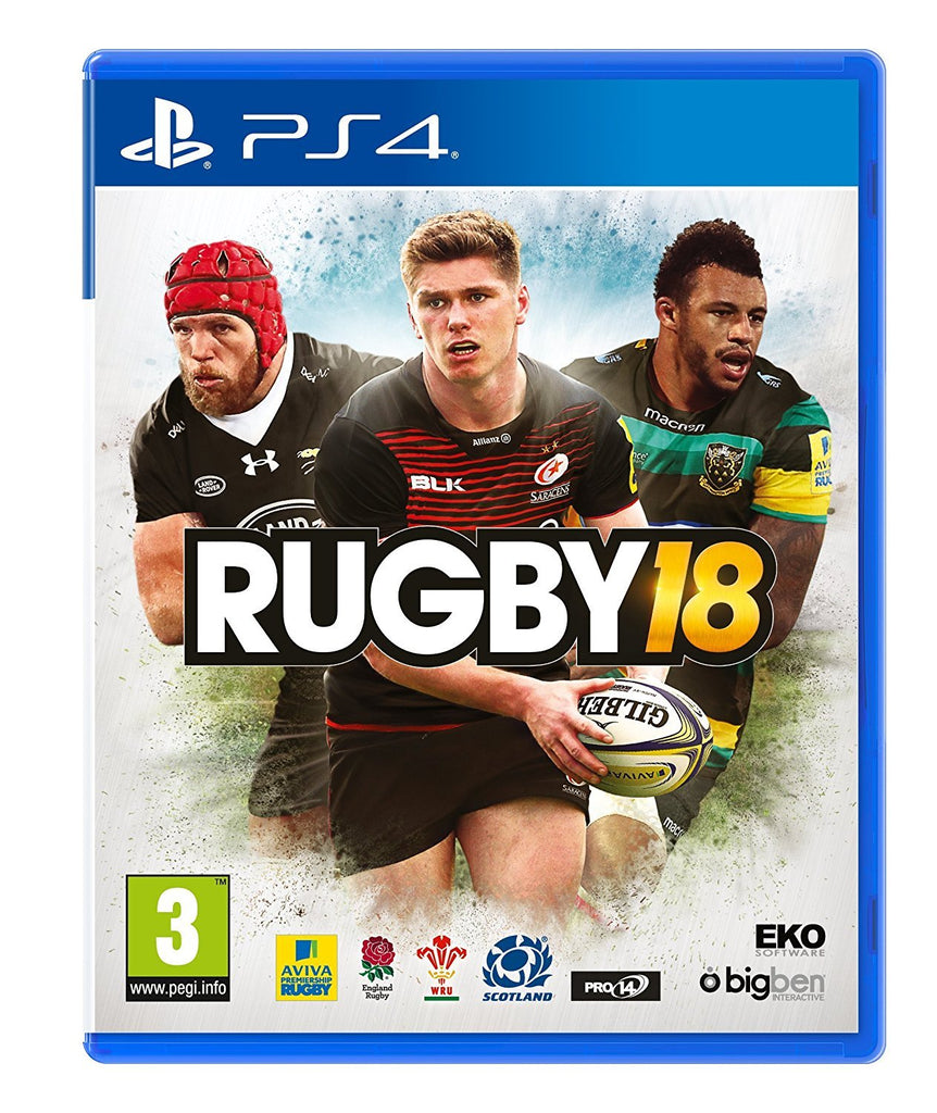 Rugby 18 (PS4) - Offer Games