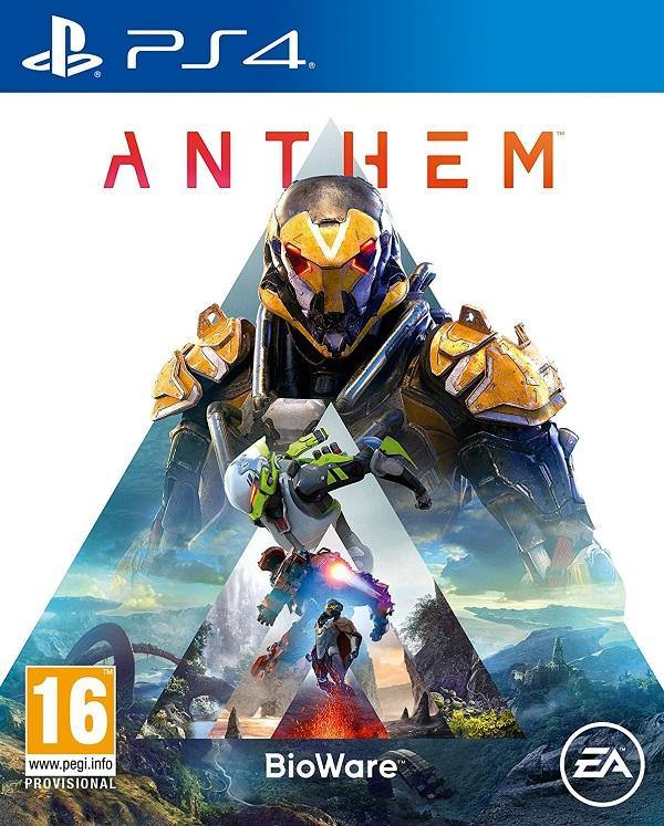 Anthem (PS4) - Offer Games