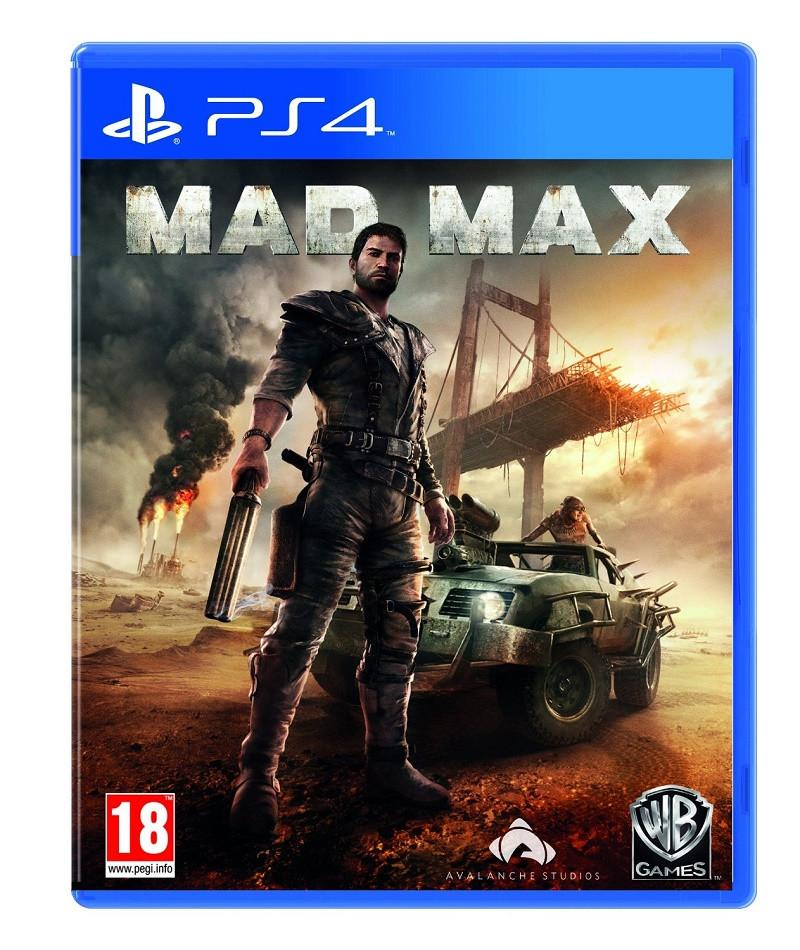 Mad Max (PS4) - Offer Games