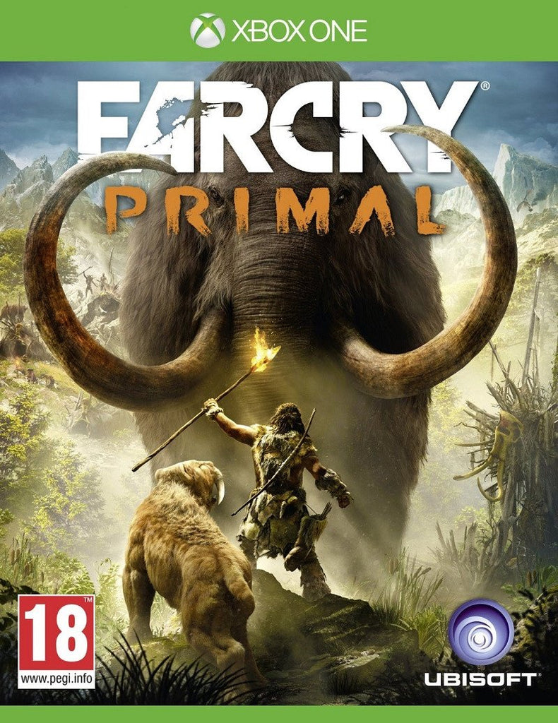 Far Cry Primal (Xbox One) - Offer Games