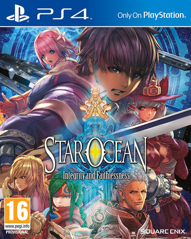 Star Ocean: Integrity and Faithlessnesy (PS4) - Offer Games