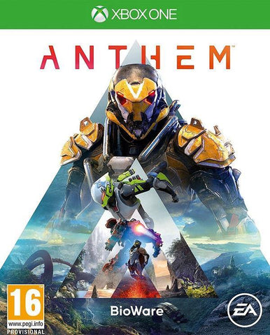 Anthem (Xbox One) - Offer Games