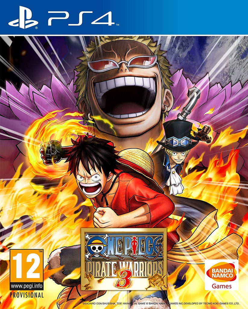 One Piece Pirate Warriors 3 (PS4) - Offer Games