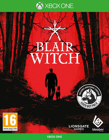 The Blair Witch (Xbox One) - Offer Games