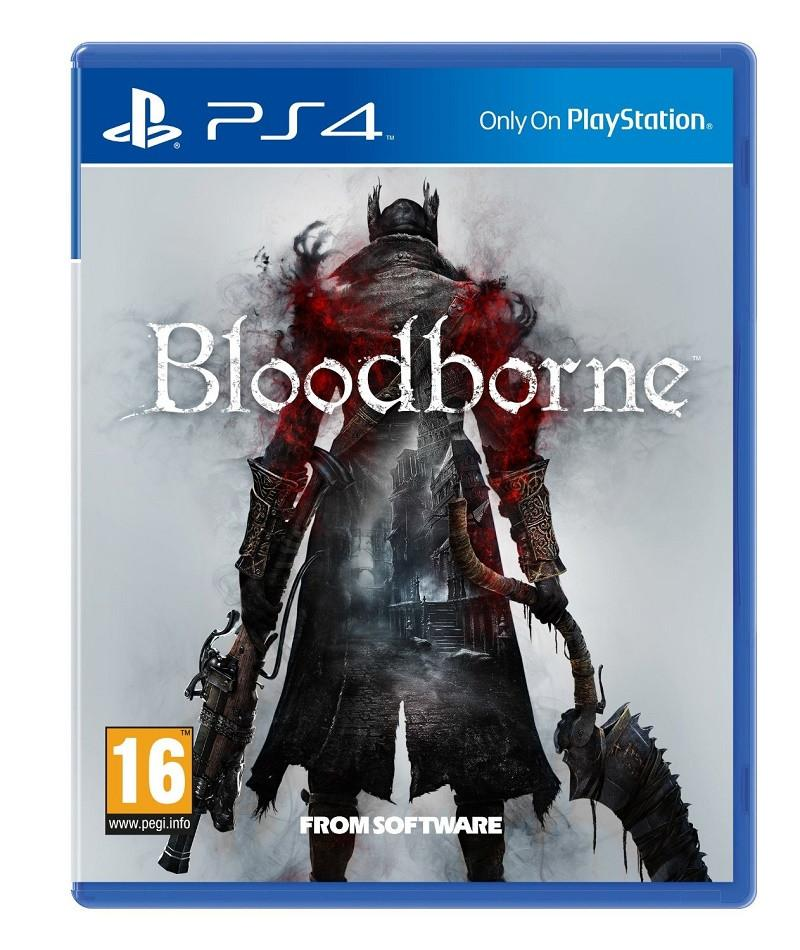 Bloodborne (PS4) - Offer Games