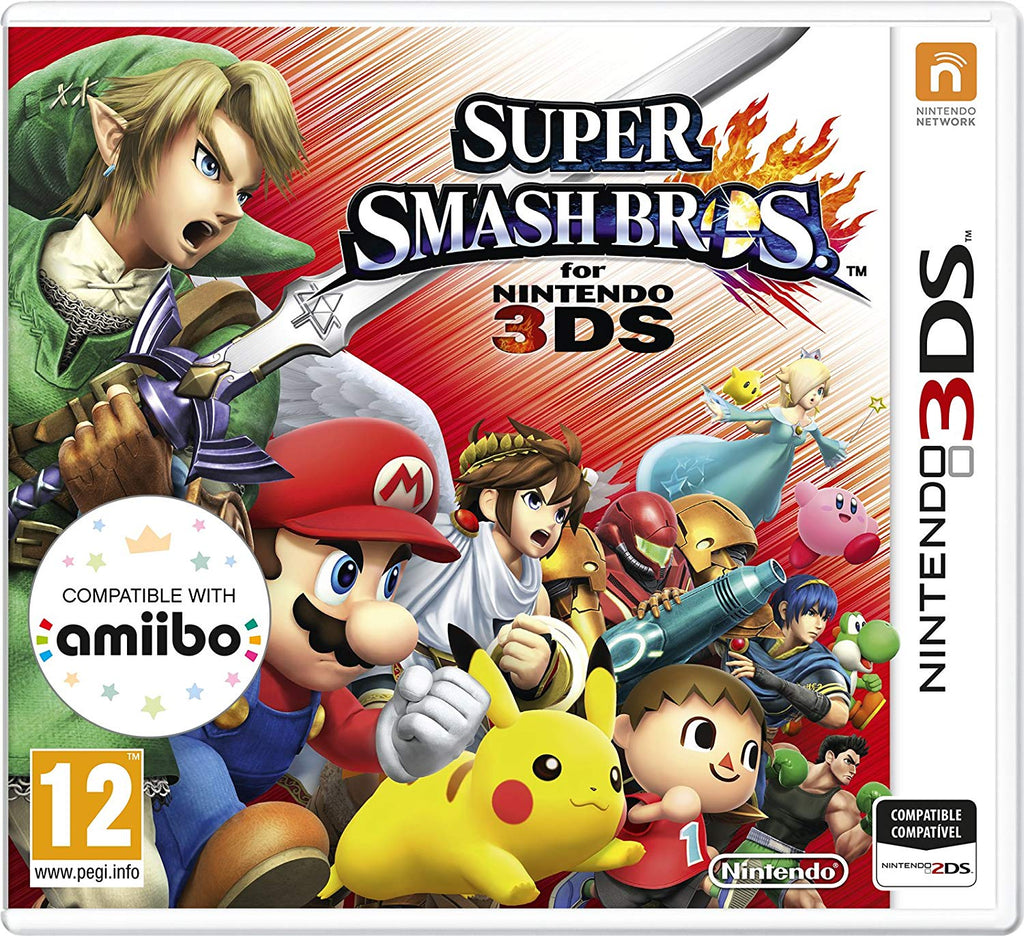 Super Smash Bros. (3DS) - Offer Games