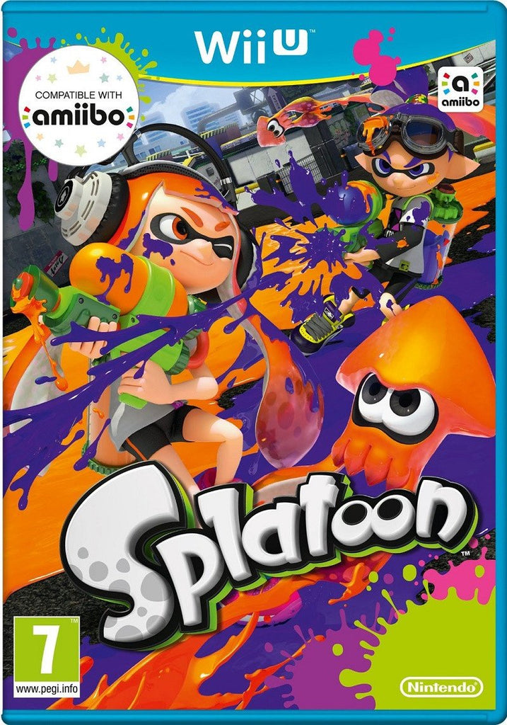 Splatoon (Wii U) - Offer Games