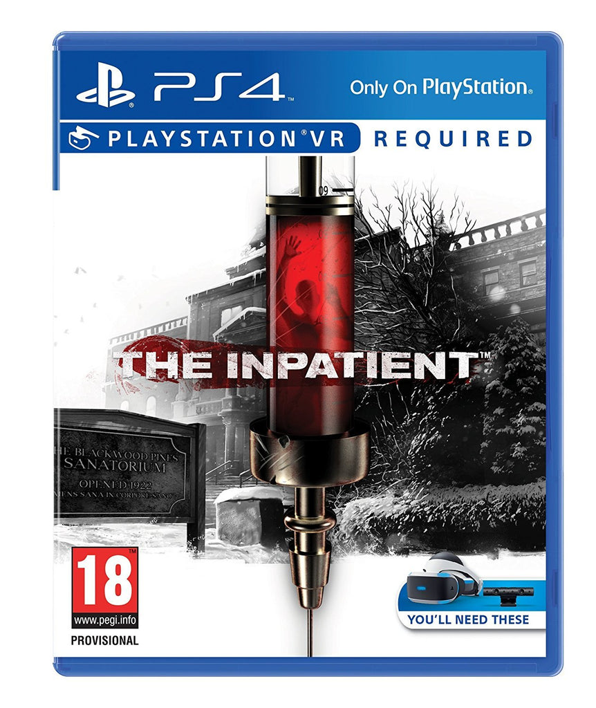 The Inpatient (PSVR) - Offer Games