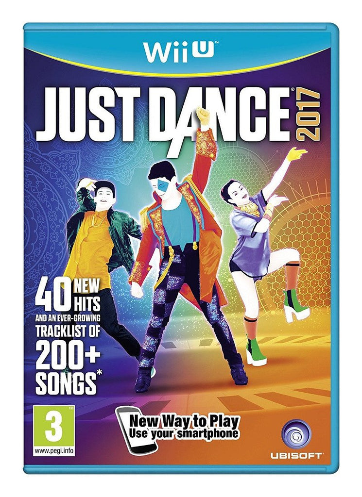 Just Dance 2017 (Wii U - GameIN