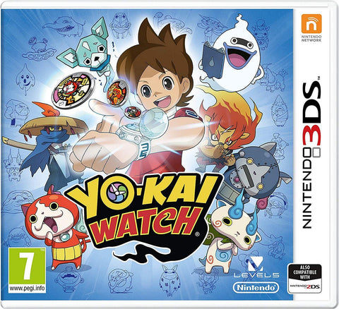 YO-KAI WATCH (3DS) - Offer Games