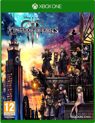 Kingdom Hearts 3 (Xbox One) - Offer Games