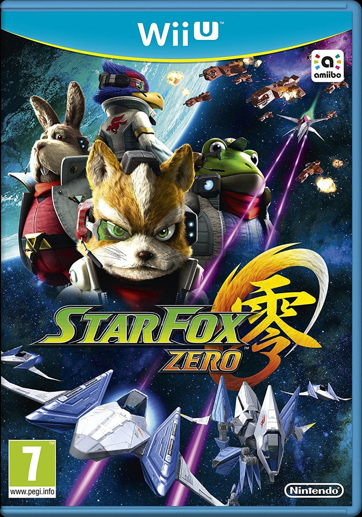 Star Fox Zero (Wii U) - Offer Games