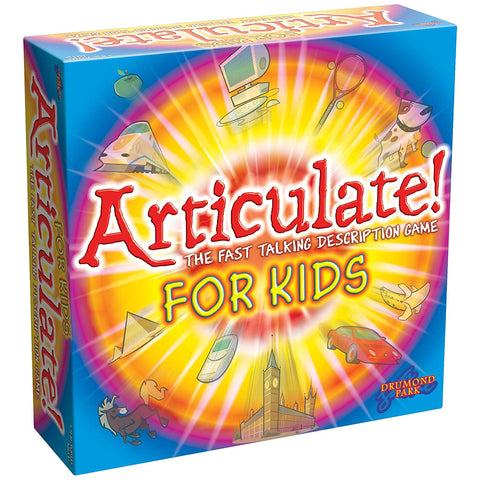 Drumond Park Articulate! Family Board Game - Offer Games