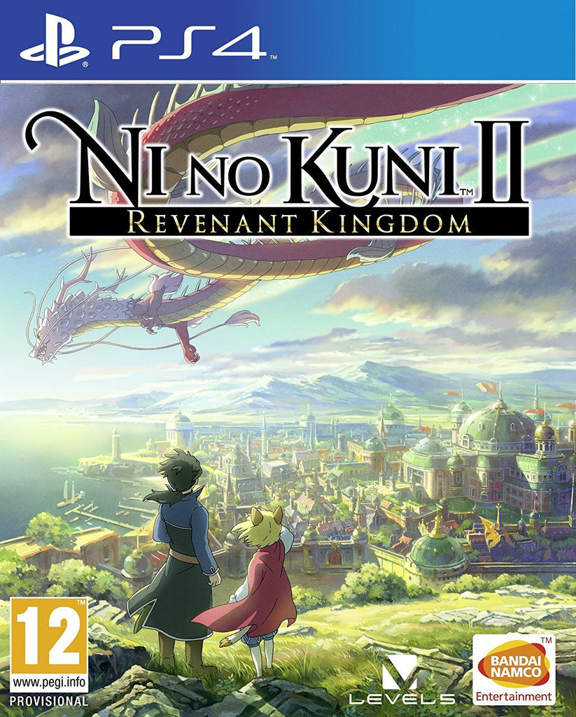 Ni No Kuni II: Revenant Kingdom (PS4) - Offer Games