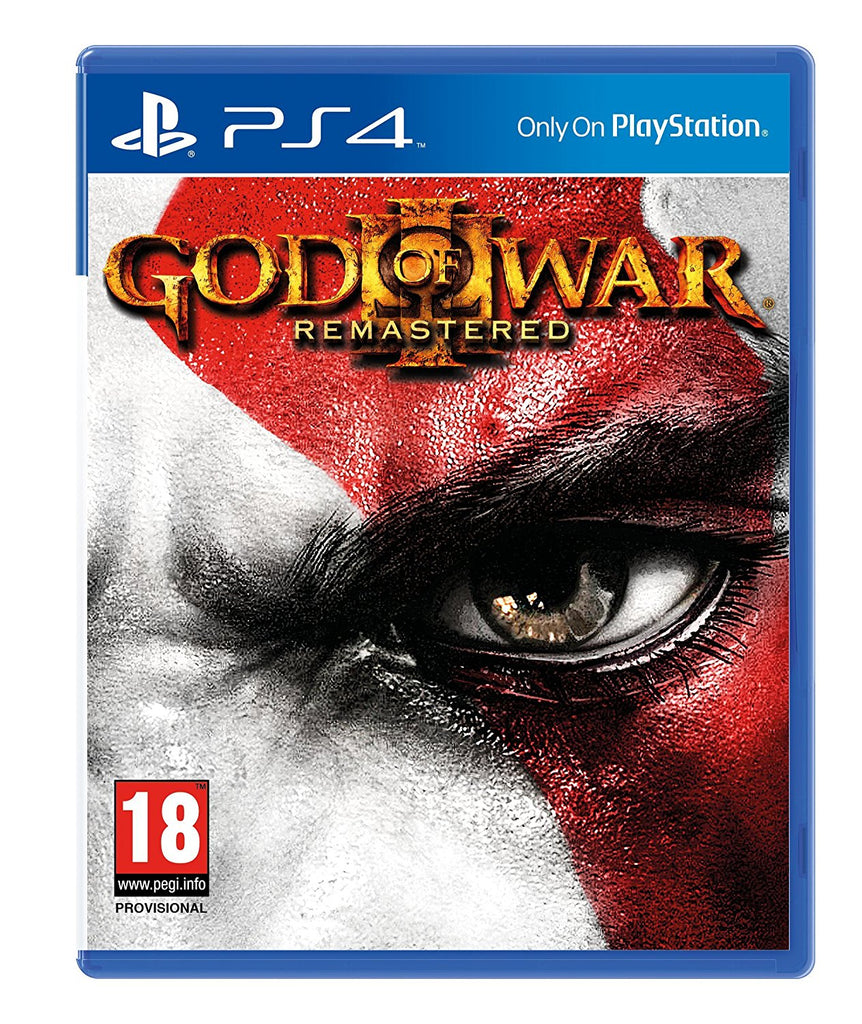 God of War III: Remastered (PS4) - Offer Games