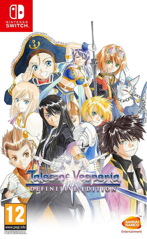 Tales Of Vesperia Definitive Edition (Nintendo Switch) - Offer Games