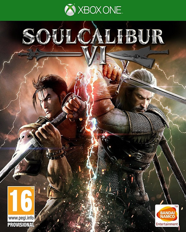 Soul Calibur VI (Xbox One) - Offer Games
