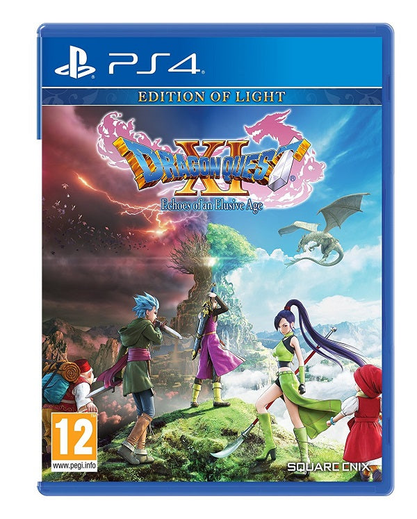 Dragon Quest XI: Echoes Of An Elusive Age (PS4) - Offer Games
