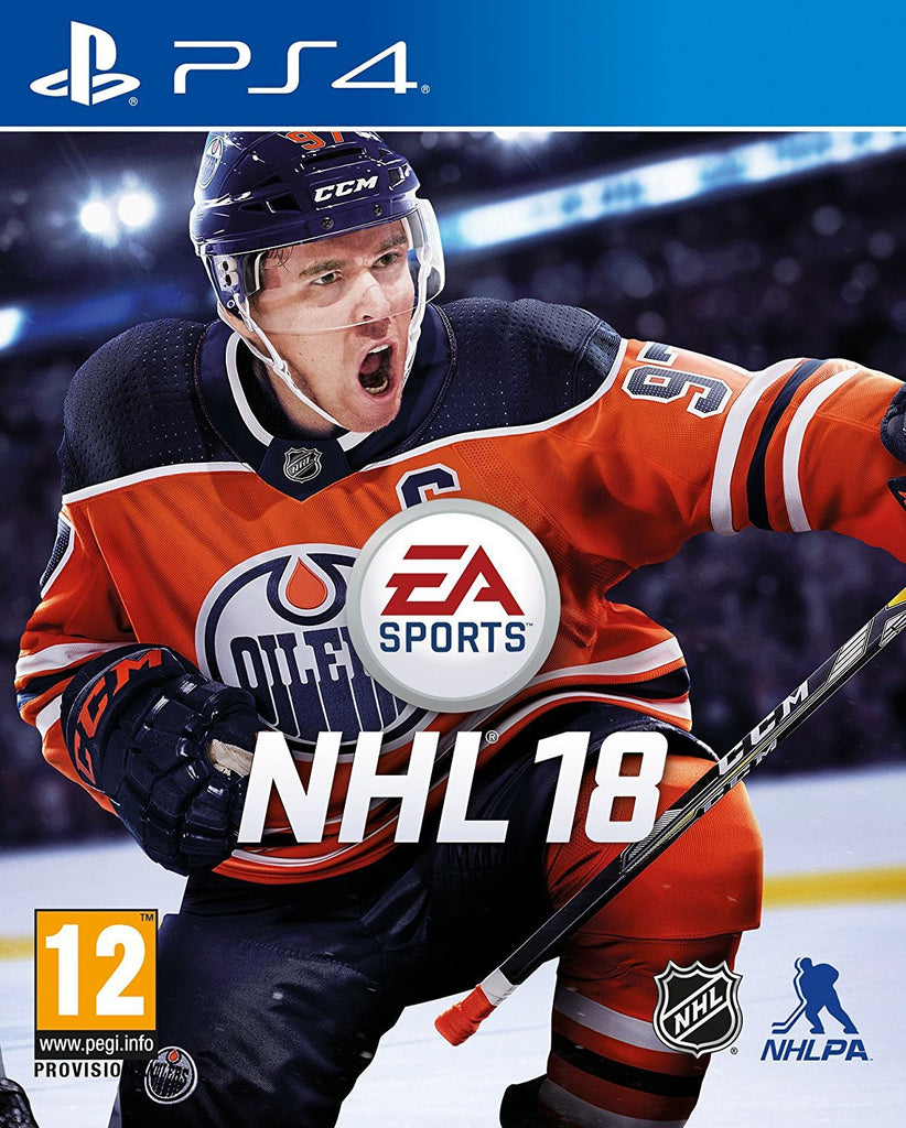 NHL 18 (PS4) - Offer Games
