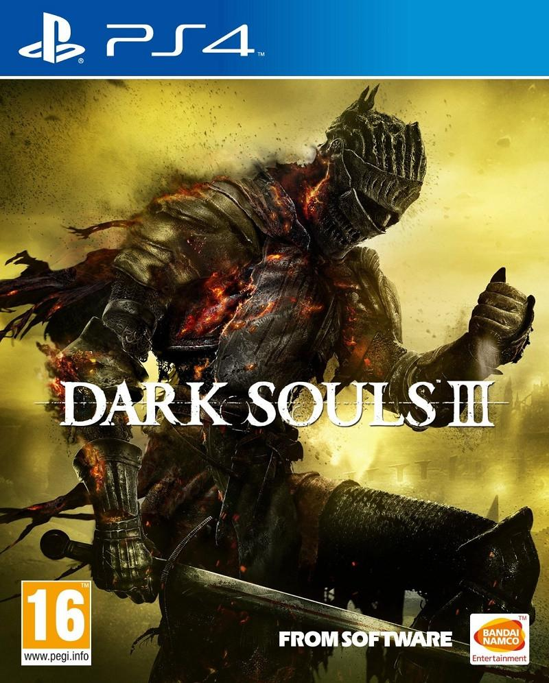 Dark Souls III (PS4) - Offer Games