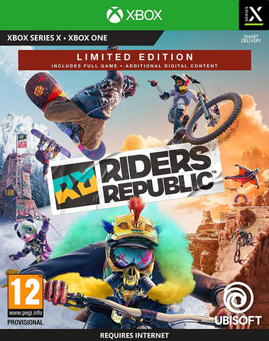 Riders Republic Limited Edition (Xbox Series X)
