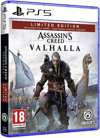 Assassin's Creed Valhalla Limited Edition (PS5)