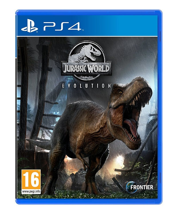 Jurassic World Evolution (PS4) - Offer Games